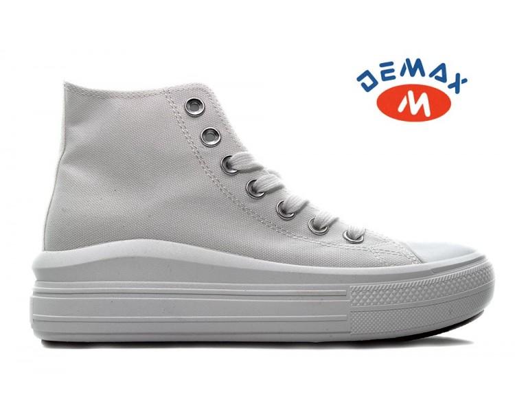 DEPORTIVOS SEÑORA DEMAX J165 WHITE